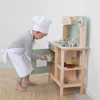 LITTLE DUTCH Otroška kuhinja 6