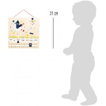 SMALL FOOT Otroški koledar
