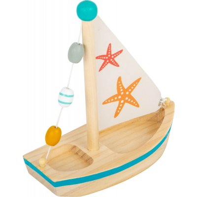 SMALL FOOT Vodne igrače - Jadrnica