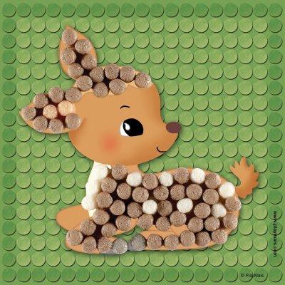 PLAYMAIS Mozaik Mali gozd