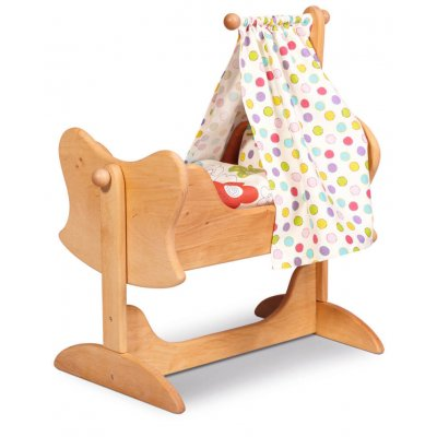 GLUCKSKAFER Posteljica za dojenčka igrača - Zibelka