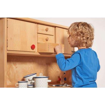 GLUCKSKAFER Otroška kuhinja - velika