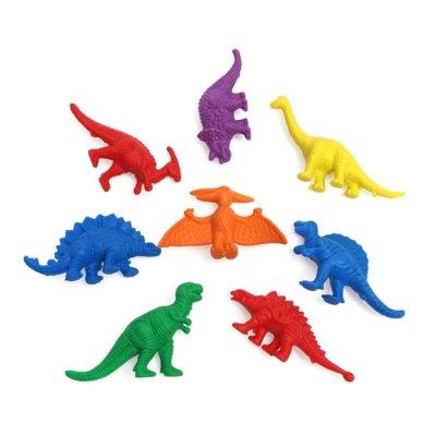 EDX Dinozavri za razvrščanje in štetje (62 kos)