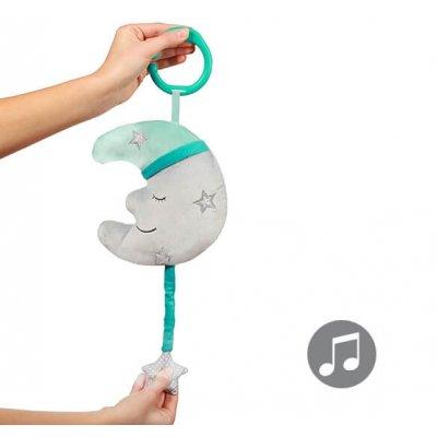 BABYONO Glasbena igrača Luna