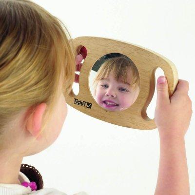 TICKIT Ogledalo za dojenčke