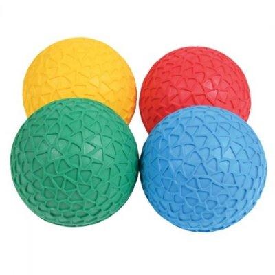 TICKIT Žoga za otroke Easy Grip - rdeča