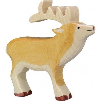 HOLZTIGER Lesene živali Jelen