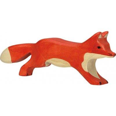 HOLZTIGER Lesene živali Lisica, v teku