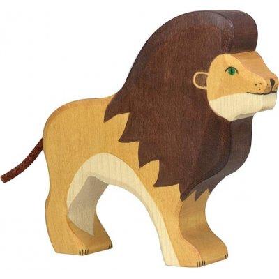 HOLZTIGER Lesene živali Lev