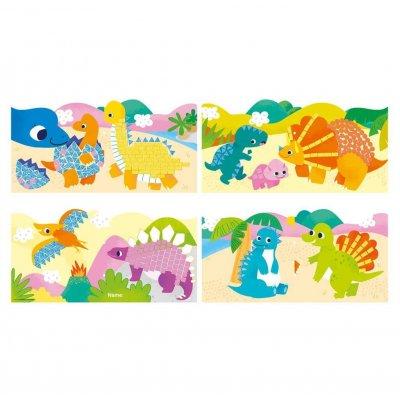 AVENIR Mozaik Dinozavri