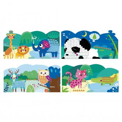 AVENIR Mozaik Divje živali