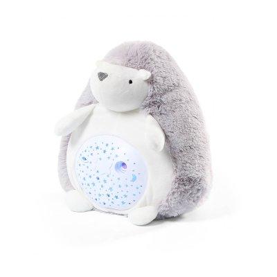 BABYONO Otroška nočna lučka Projektor Ježek