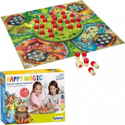 BELEDUC Družabna igra Happy Magic
