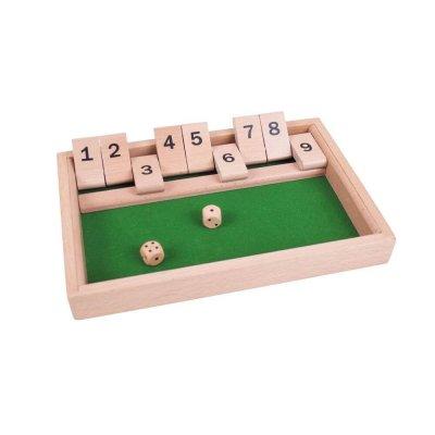 BIGJIGS Matematična igra Shut The Box