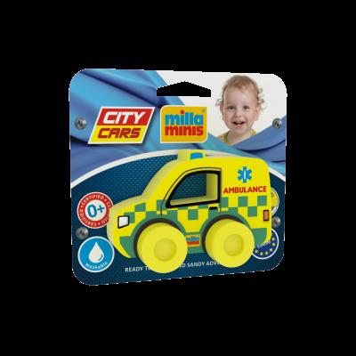 MILLAMINIS Avtomobilček rešilni