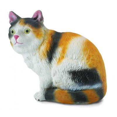 COLLECTA Figurice živali Domača mačka (S)