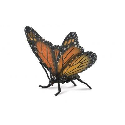 COLLECTA Figurice žuželk Metulj Monarch (M)