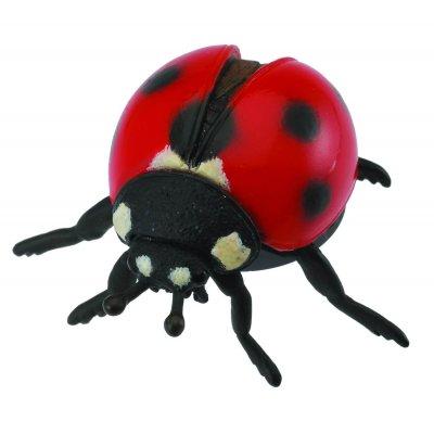 COLLECTA Figurice žuželk Pikapolonica (M)