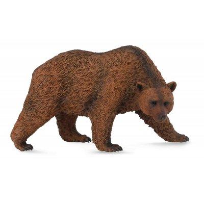 COLLECTA Figurice živali Rjavi medved (L)