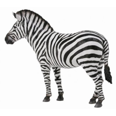 COLLECTA Figurice živali Zebra Common (L)