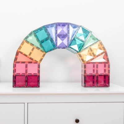 CONNETIX Magneti za otroke Pastel Creative Pack 120