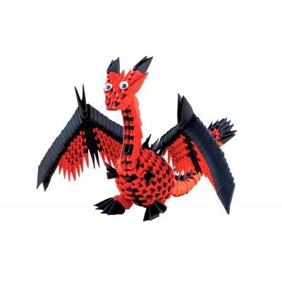 CREAGAMI Origami Zmaj (M)
