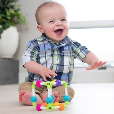 FAT BRAIN TOYS Igrače za dojenčke Quubi