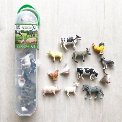 COLLECTA Mini figurice živali - Domače