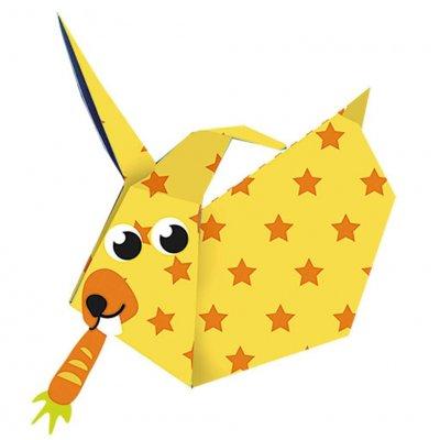 FRIDOLIN Origami za otroke Zajec