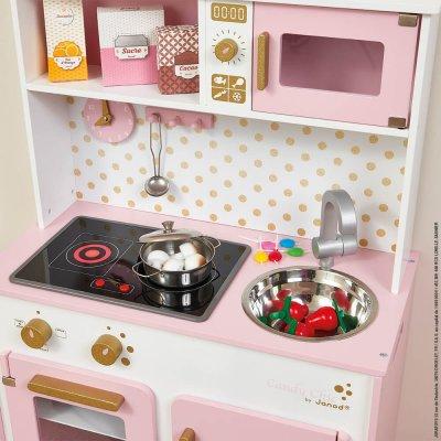 JANOD Otroška kuhinja Candy Chic Big