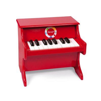 JANOD Otroški klavir Confetti Red
