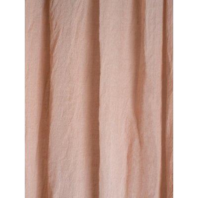 JOLLEIN Baldahin za posteljico 245 cm, komarnik Pink