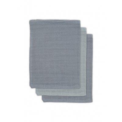 JOLLEIN Krpice za umivanje Bambus Grey rokavice 3/1