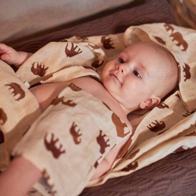 JOLLEIN Krpice za umivanje dojenčka Savannah rokavice (3 kos)