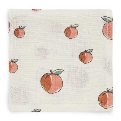 JOLLEIN Krpice za umivanje dojenčka Peach (3 kos)