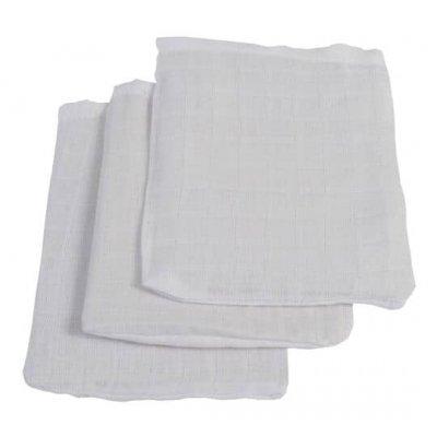 JOLLEIN Krpice za umivanje, White, rokavica