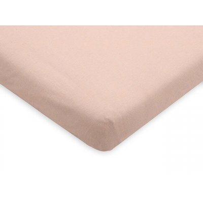 JOLLEIN Napenjalna rjuha 60x120 Jersey Pale pink