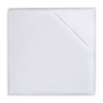 JOLLEIN Nepremočljiva podloga 80x100 cm, terry, white