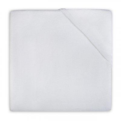 JOLLEIN Nepremočljiva rjuha 60 x 120 cm, terry, white