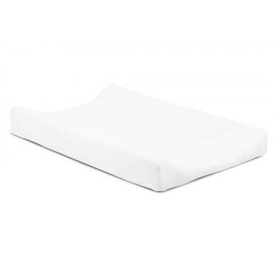 JOLLEIN Prevleka za previjalno podlogo 50x70 cm, double jersey, white
