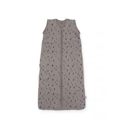 JOLLEIN Spalna vreča za dojenčka 90 cm, Spot, storm grey