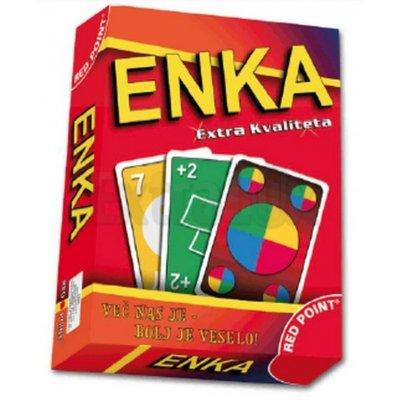 Karte Enka