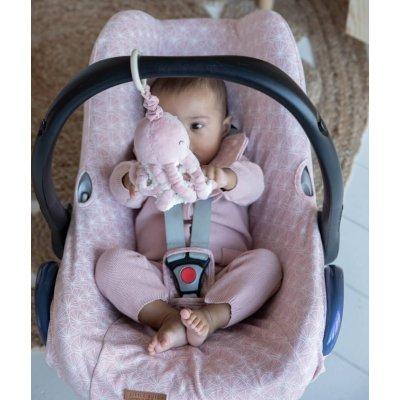 LITTLE DUTCH Hobotnica igrača Vibra Pink