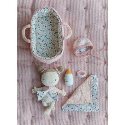 LITTLE DUTCH Punčka iz blaga Baby Rosa