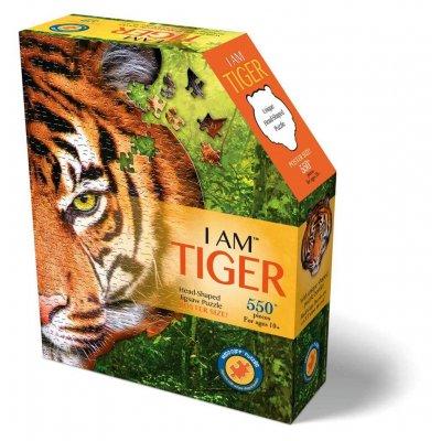 MADD CAPP Puzzle sestavljanke Tiger