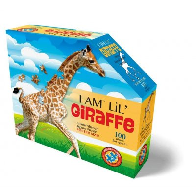 MADD CAPP Puzzle sestavljanke Žirafa