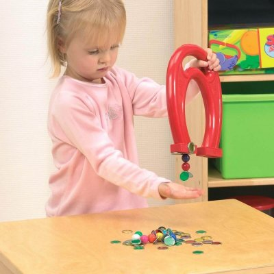 EDX Magneti za otroke - podkev