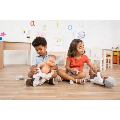 MINILAND Pižama bež za dojenček igrača (38-40 cm)
