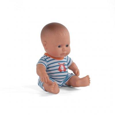 MINILAND Pižama mornarska za dojenček igrača (21 cm)