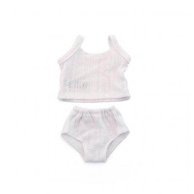 MINILAND Spodnje perilo za dojenček igrača (38-40 cm)